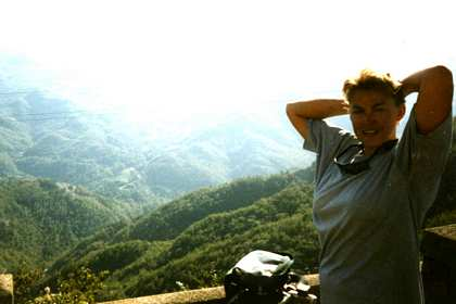 1994: Italy, Apennine Mountains