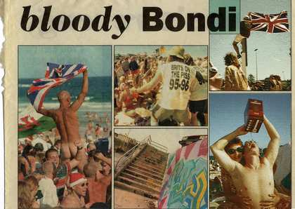 Mon, 25 Dec 1995: Australia, New South Wales, Xmas