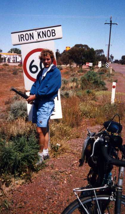 17 Oct - 20 Nov 1995: Australia, South Australia