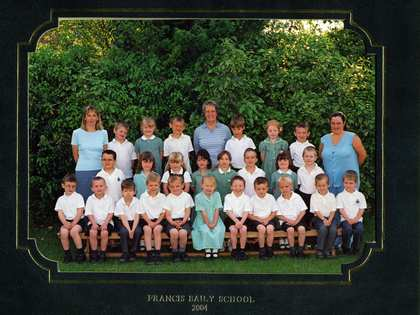 2004: Francis Baily School Photos
