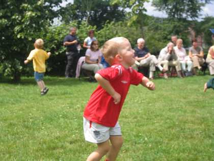 Tue, 13 Jul 2004: Lilliputs Sports Day