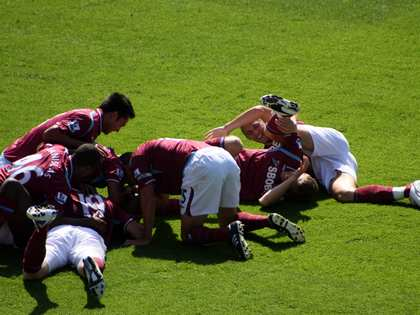 Sun, 23 Aug 2009: West Ham 1 Spurs 2